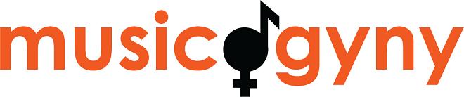 musicogyny logo designed by erin ross