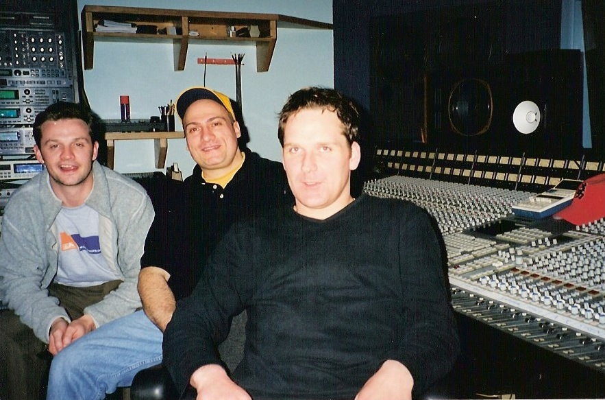 Tarrentella and Redanka with Danny Tenaglia