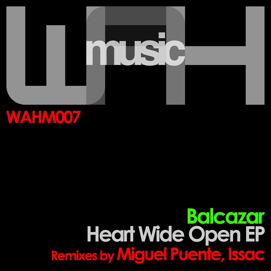 Balcazar Heart Wide Open we are here music