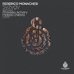 Federico Monachesi - Syzygy (Soundteller Records)