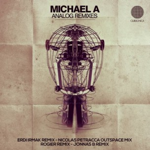 Michael A - Analog Remixes (Clubsonica Records)