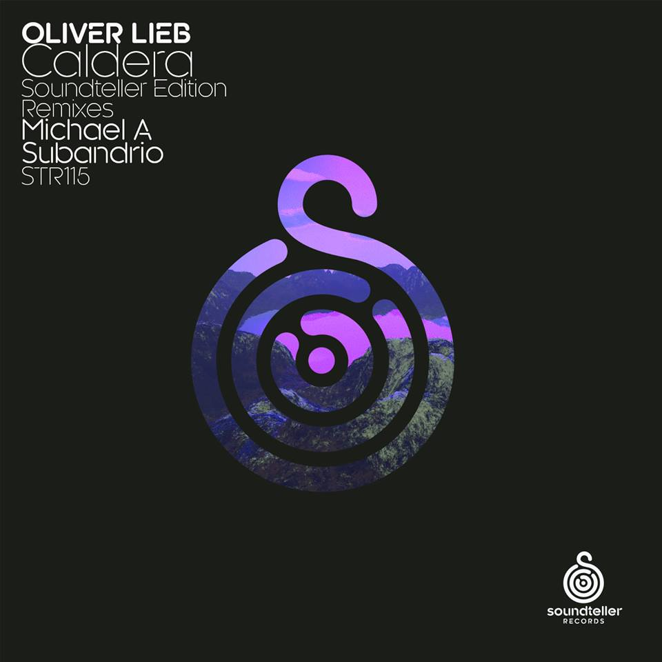 Oliver Lieb - Caldera (Soundteller Records)