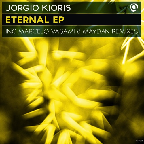 Jorgio Kioris - Eternal EP (Asymmetric Recordings)