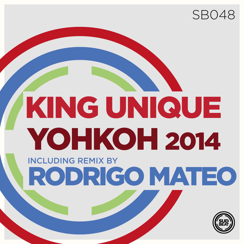 Artwork for King Unique's Yohkoh - released on Sudbeat