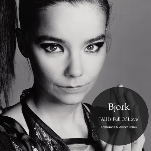 bjork all is full of love luke brancaccio and bruce aisher remix stripped recordings
