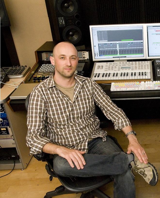 barry jamieson studio photo