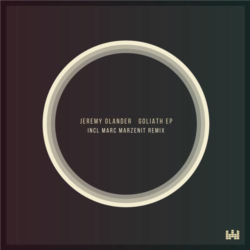 Jeremy Olander - Goliath-EP