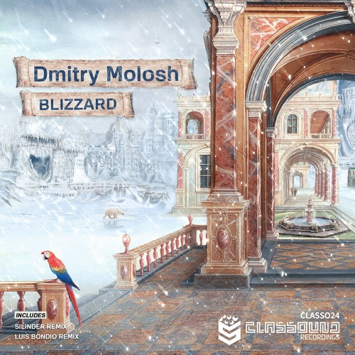 Dmitry Molosh - Blizzard