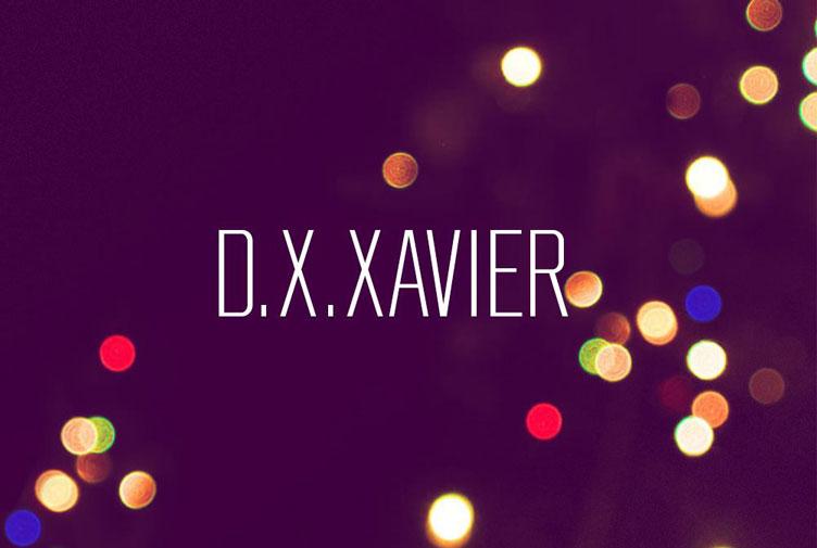 D.X.Xavier