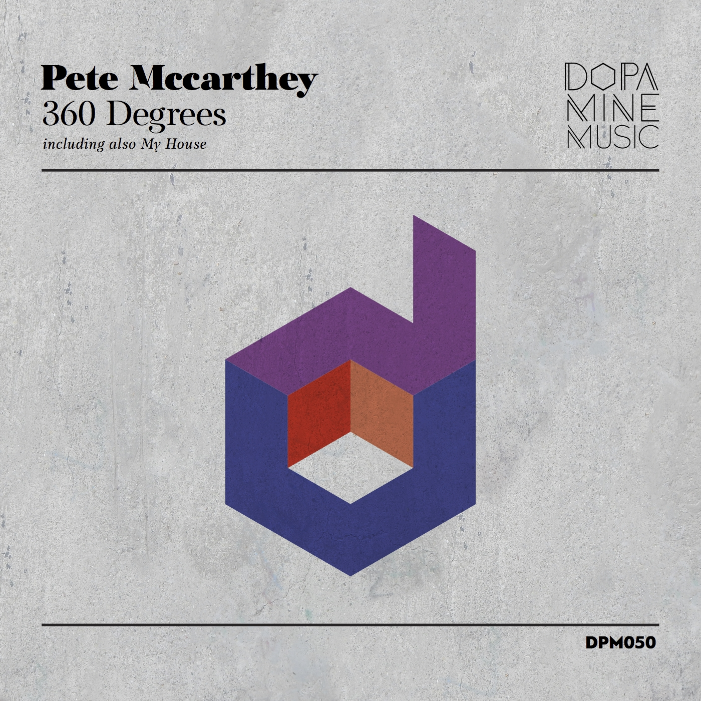Pete McCarthey - 360 Degrees