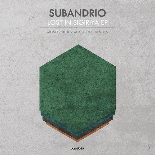Subandrio - Sigiriya EP