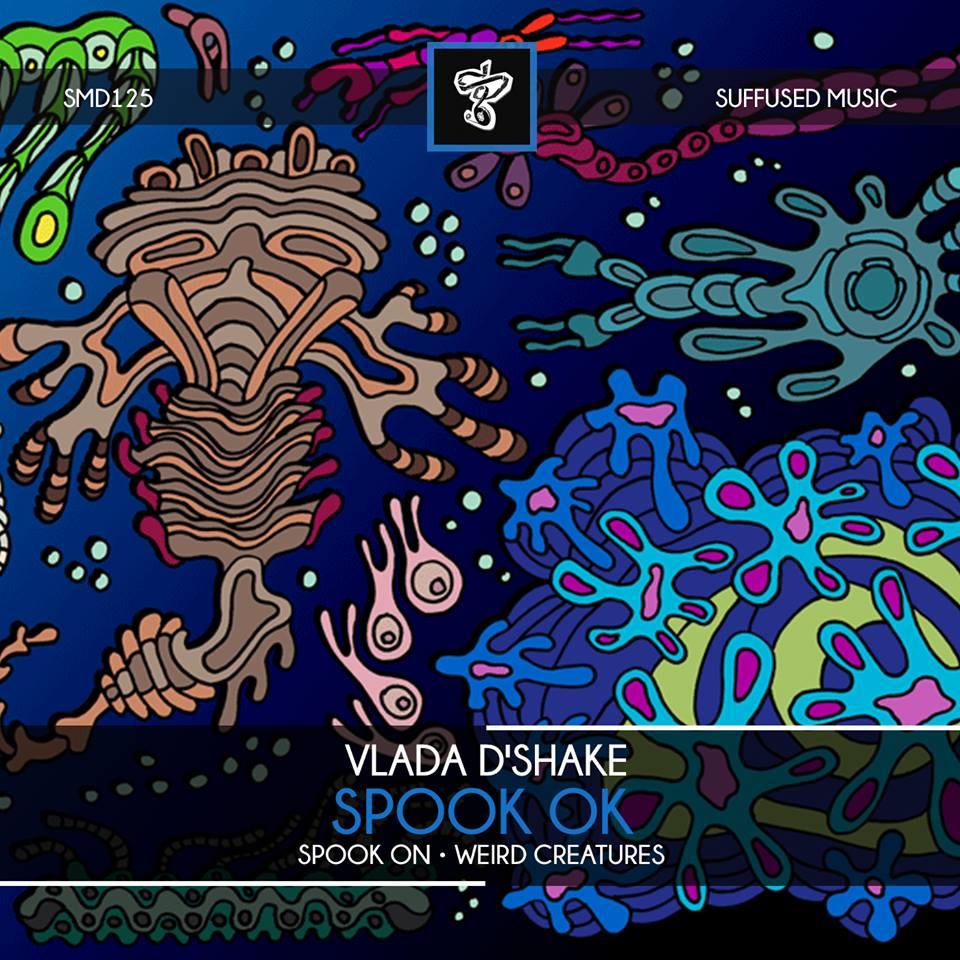 Vlada D'Shake - Spook On EP