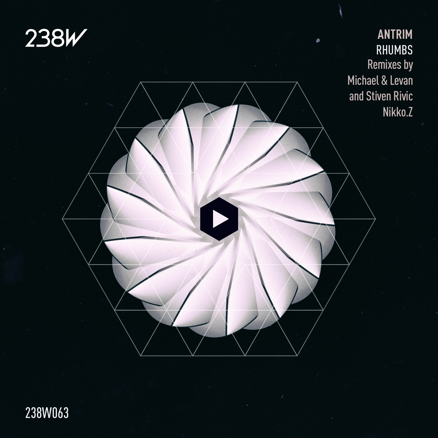 Antrim - Rhumbs (238W)