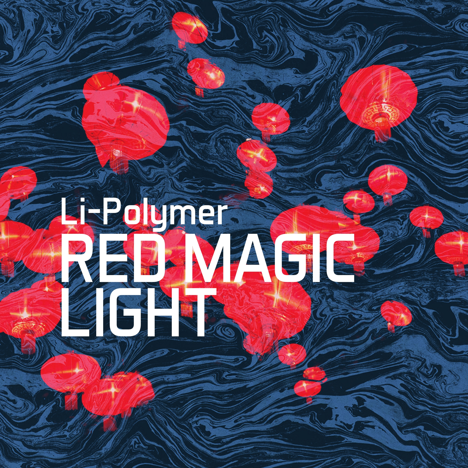 Li-Polymer - Red Magic Light