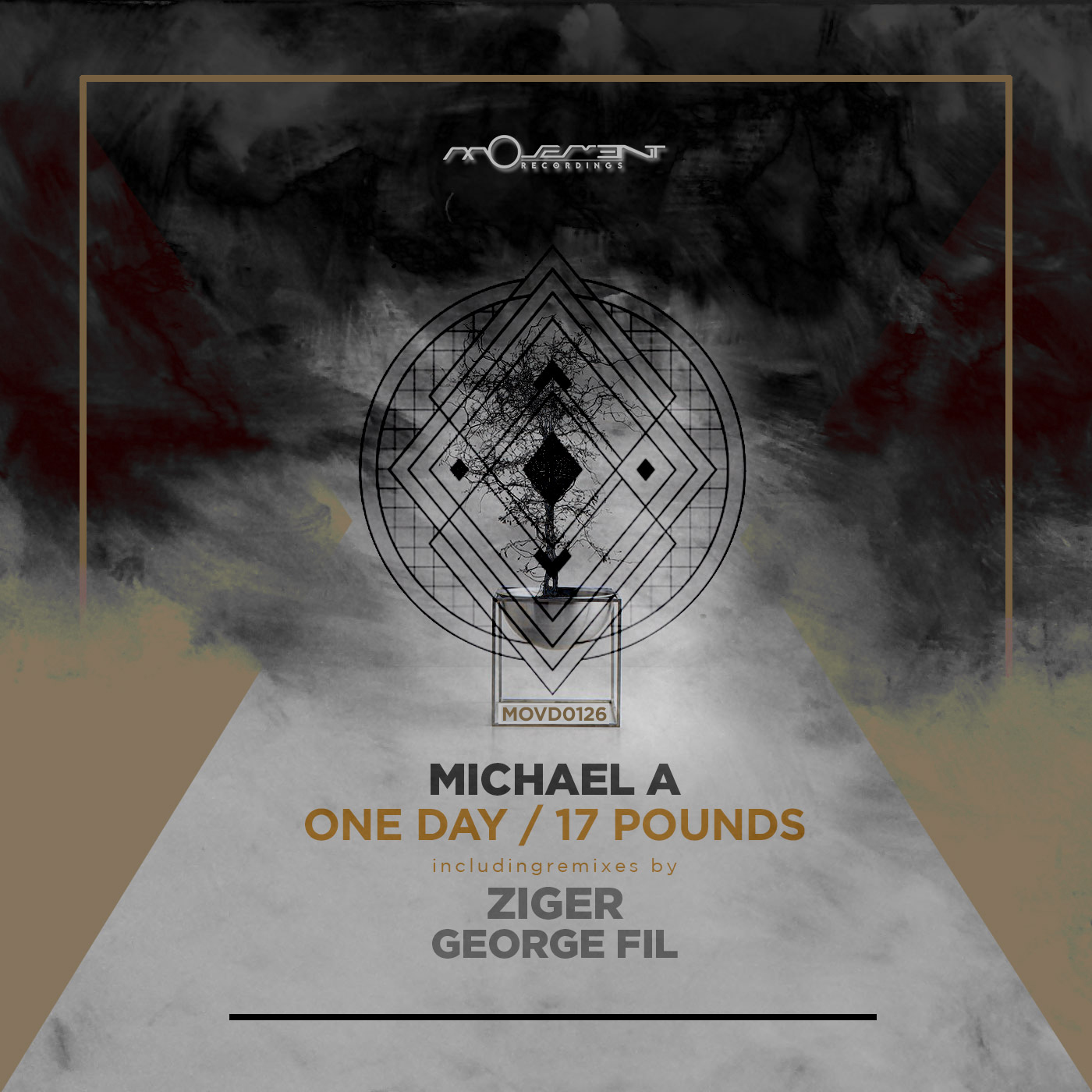 Michael A - One Day / 17 Pounds