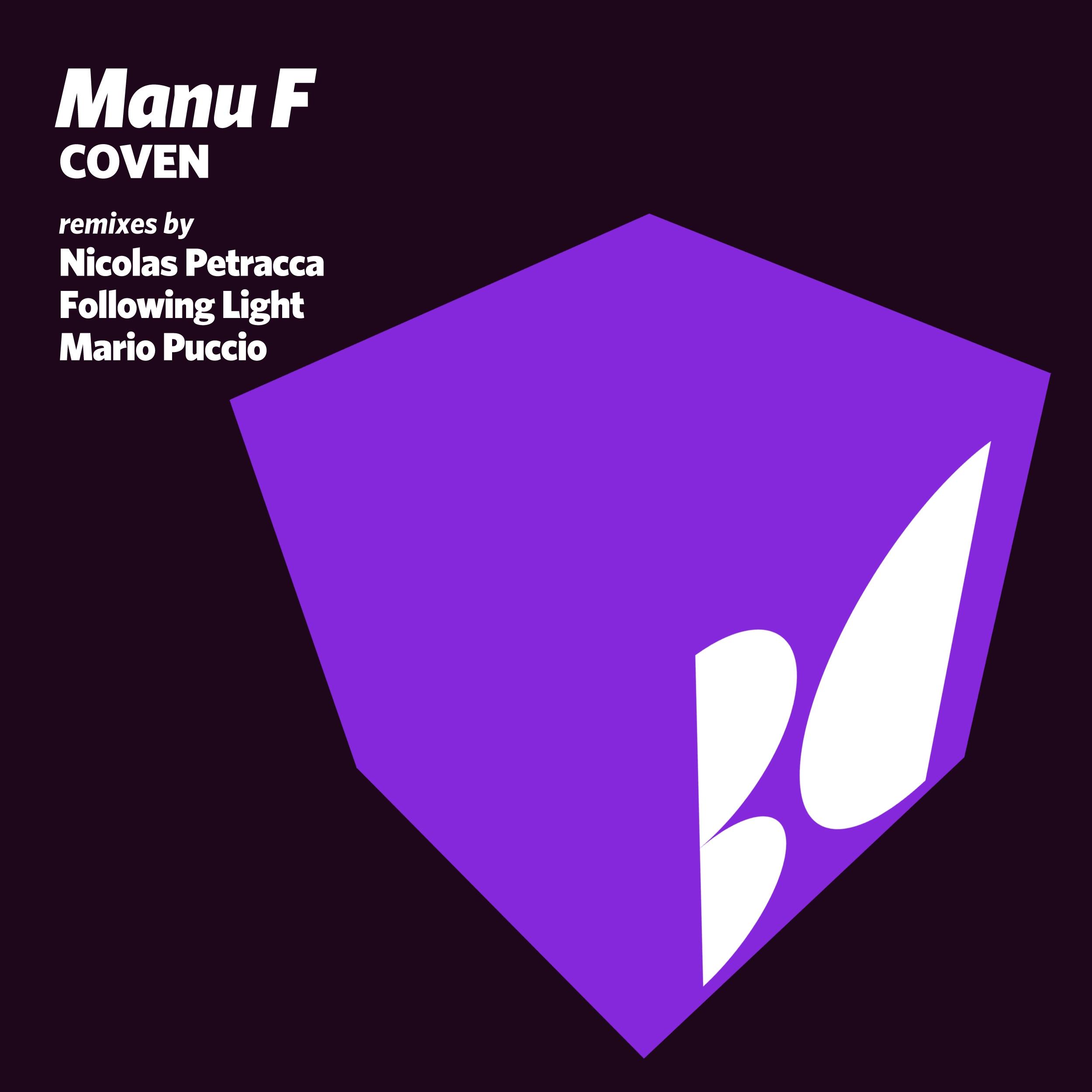 Manu F - Coven