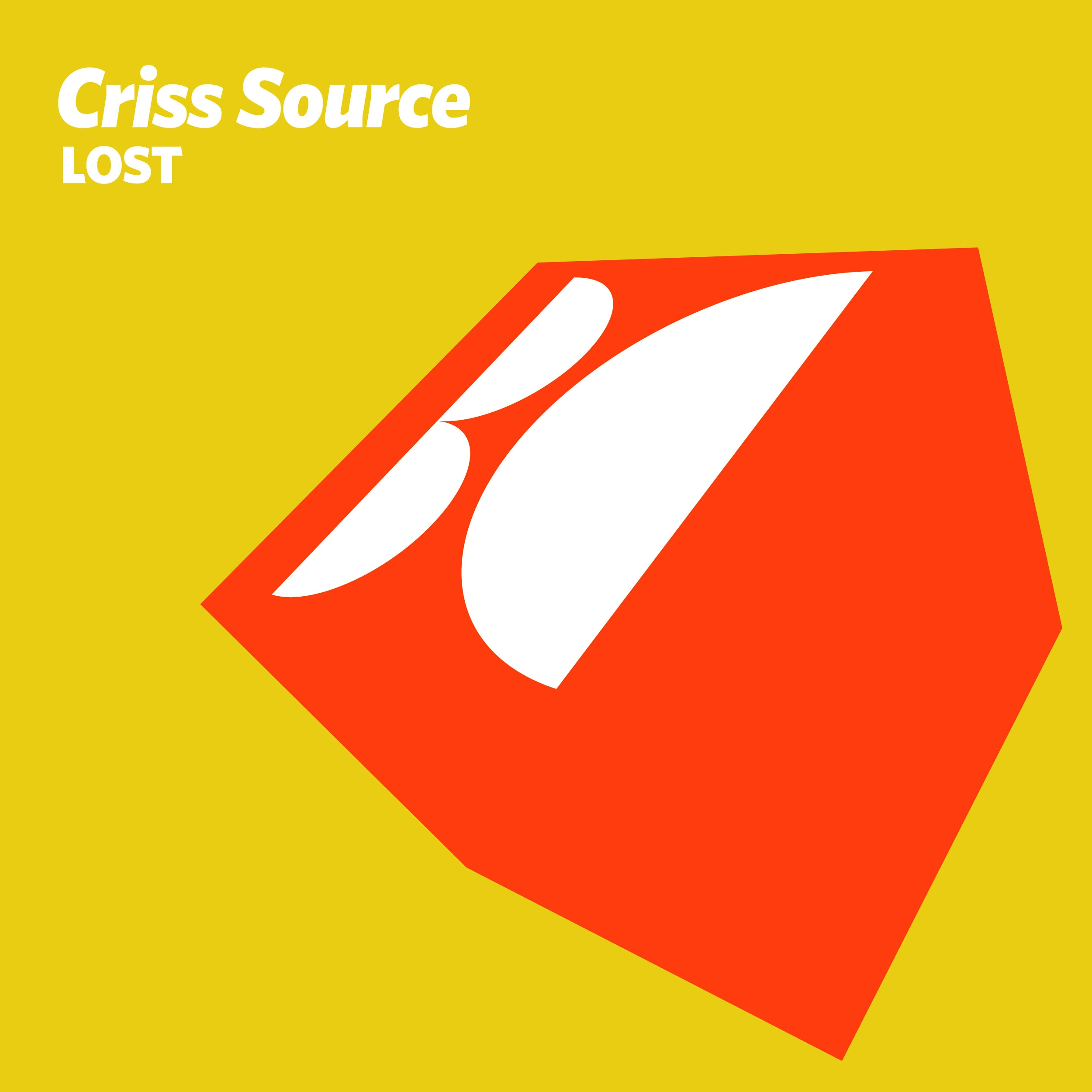 Criss Source - Lost EP