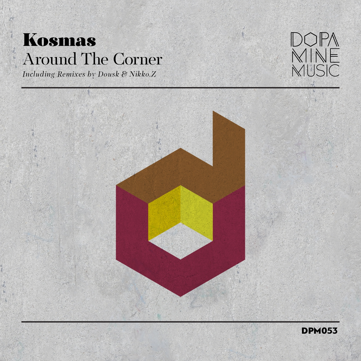 Kosmas - Around The Corner