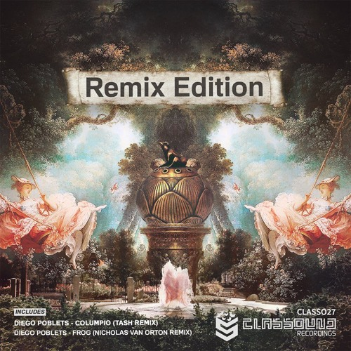 Diego Poblets - Columpio / Frog (Remix Edition)
