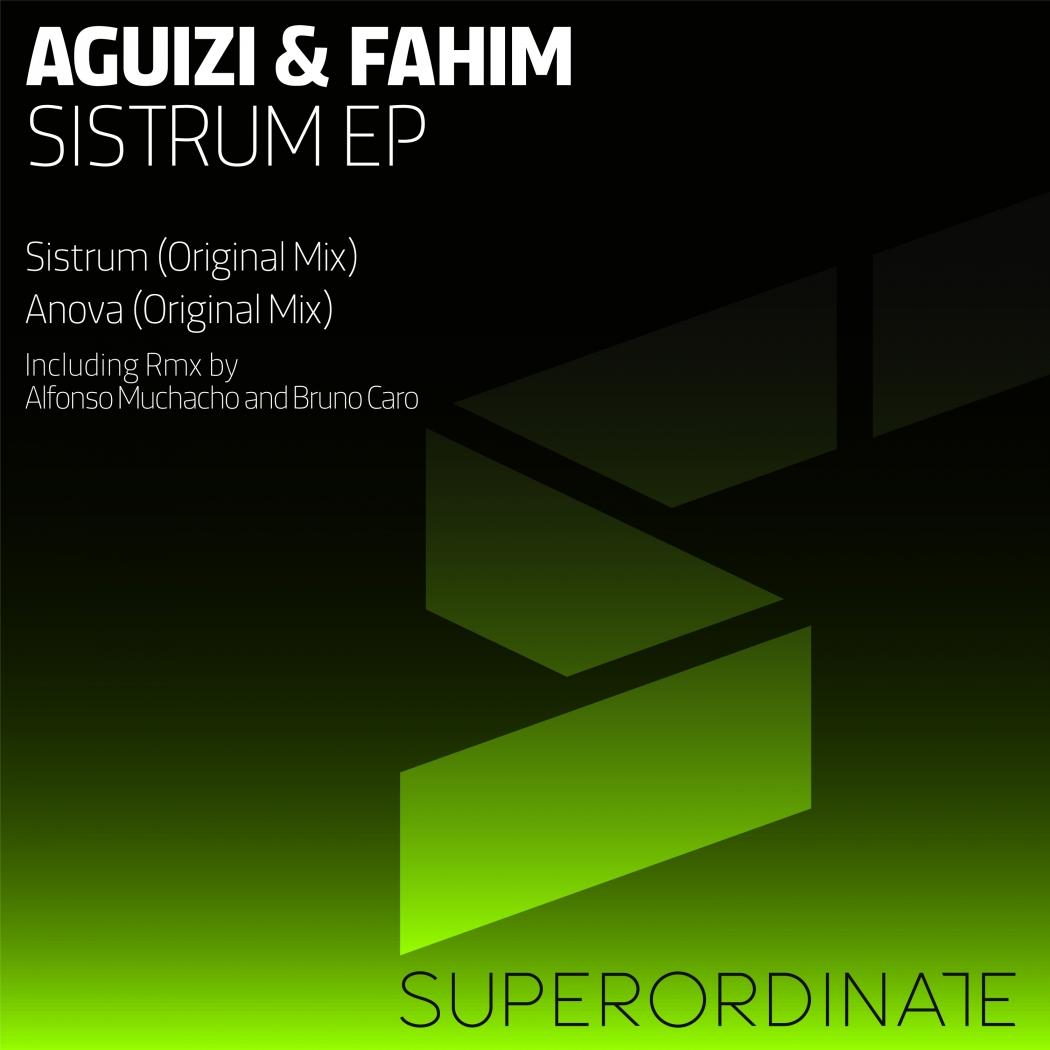 Aguizi & Fahim - Sistrum EP