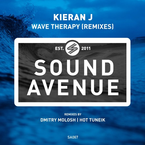 Kieran J - Wave Therapy Remixes