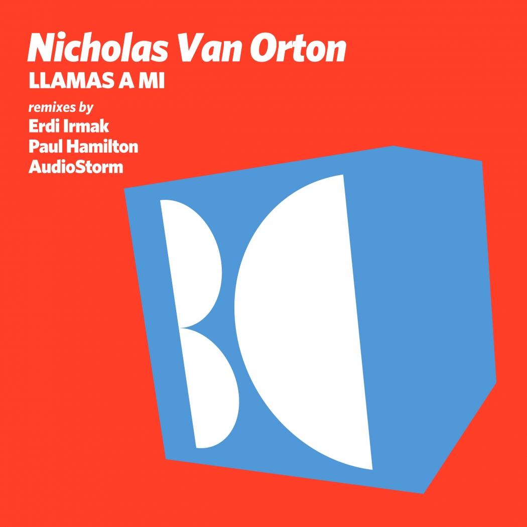 Nicholas Van Orton - Llamas A Mi (Balkan Connection)