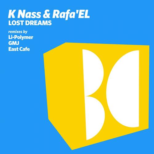 K Nass & Rafa'EL - Lost Dreams (Balkan Connection)