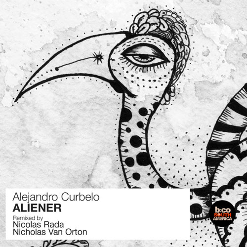 Alejandro Curbelo - Aliener (Balkan Connection South America)