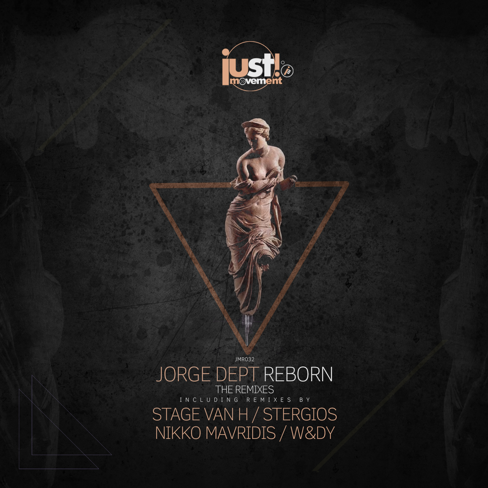 Jorge Dept - Reborn Remixes (Just Movement)