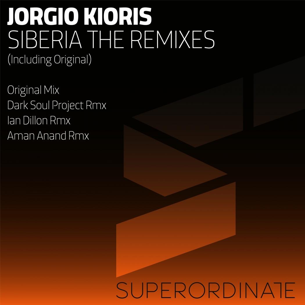 Jorgio Kioris - Siberia Remixes (Superordinate Music)