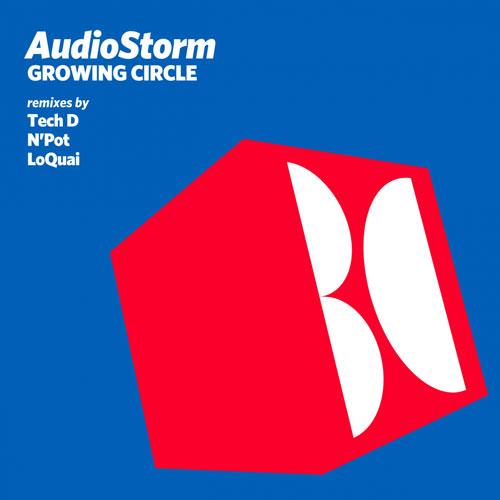 AudioStorm - Growing Circle (Balkan Connection)