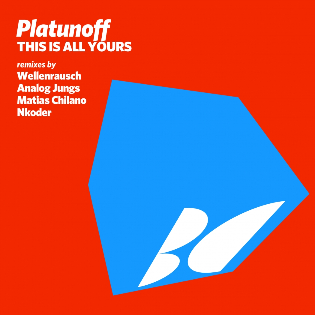Platunoff - This Is All Yours (Balkan Connection)