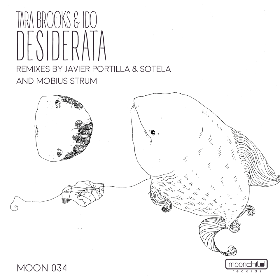 Tara Brooks & Ido - Desiderata (Moonchild Records)