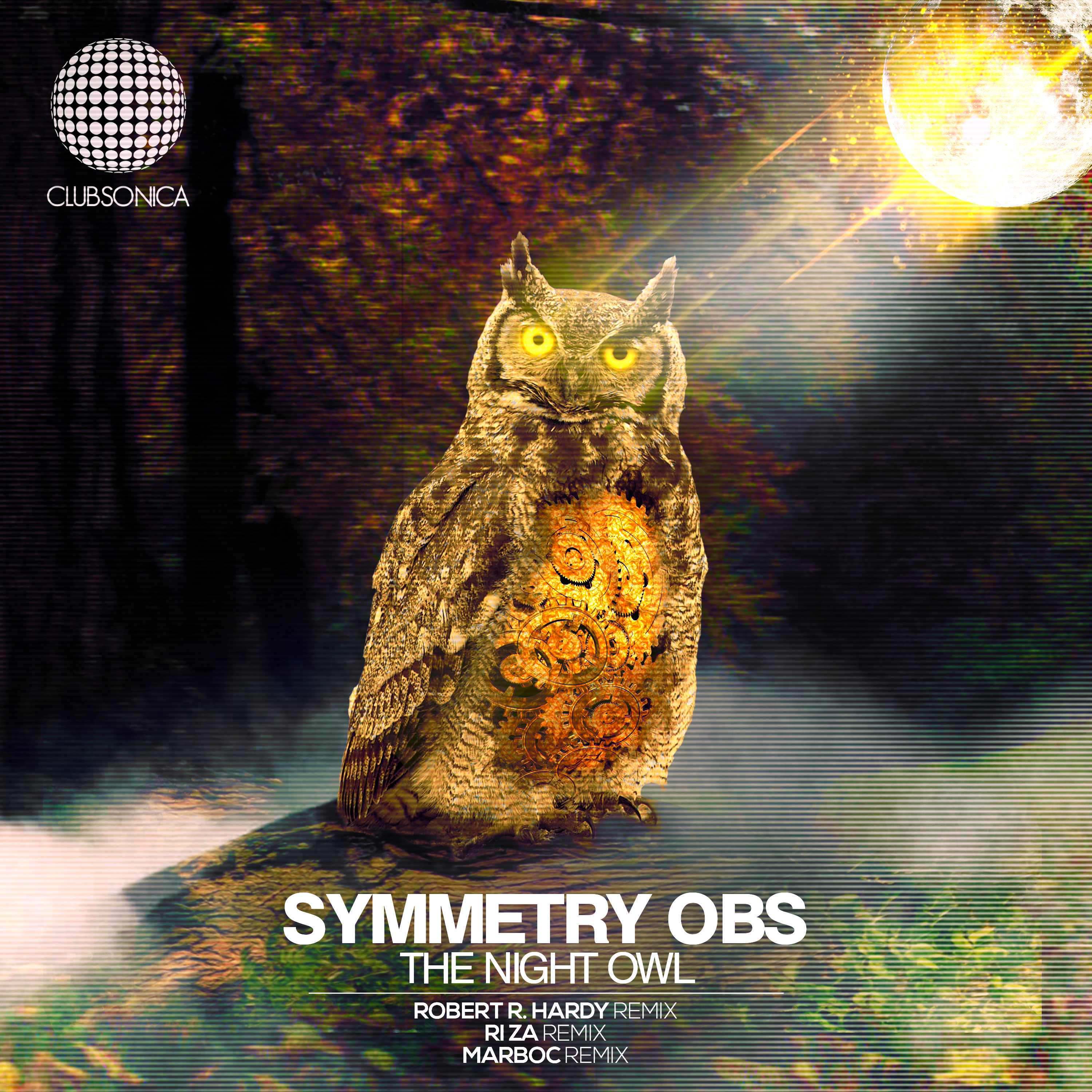 Symmetry Obs - The Night Owl (Clubsonica Records)