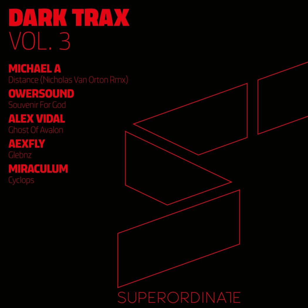 VA - Dark Trax Vol 3 (Superordinate Music)