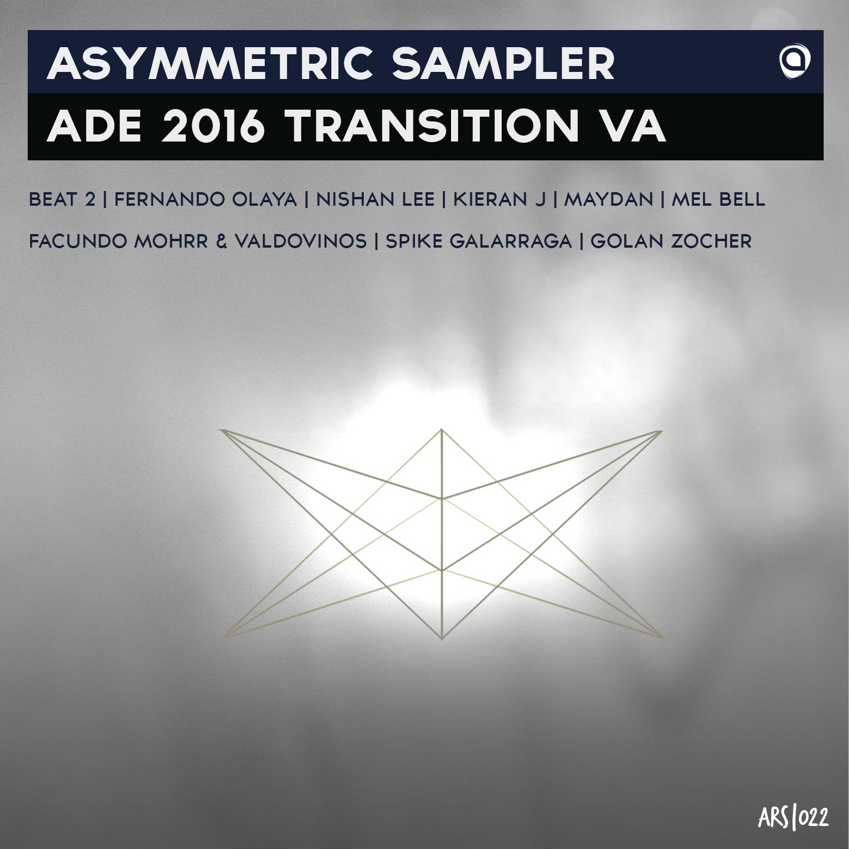 VA - ADE 2016 Transition (Asymmetric Recordings)