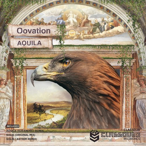 Oovation - Aquilla EP (Classound Recordings)