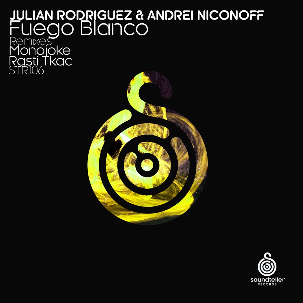 Julian Rodriguez and Andrei Niconoff - Fuego Blanco (Soundteller Records)