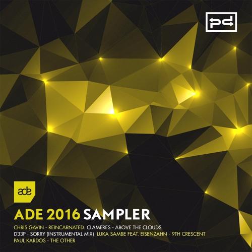 VA - ADE Sampler 2016 (Perspectives Digital)