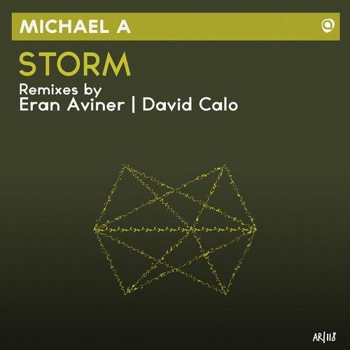 Michael A - Storm EP (Asymmetric Recordings)