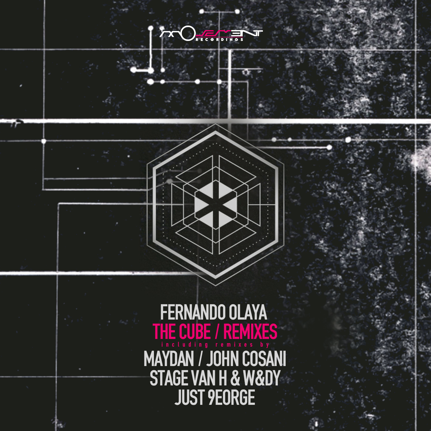 Fernando Olaya - The Cube Remixes (Movement Recordings)