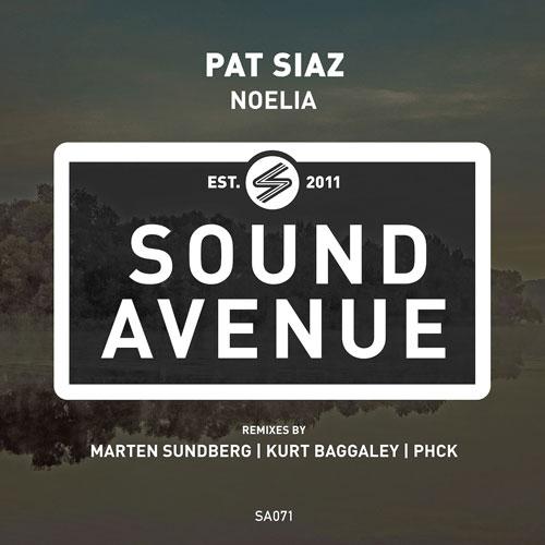 Pat Siaz - Noelia (Sound Avenue)