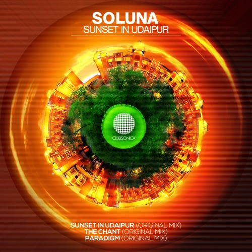 Soluna - Sunset in Udaipur (Clubsonica Records)
