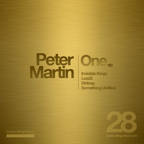 Peter Martin - One EP (Golden Wings Music)