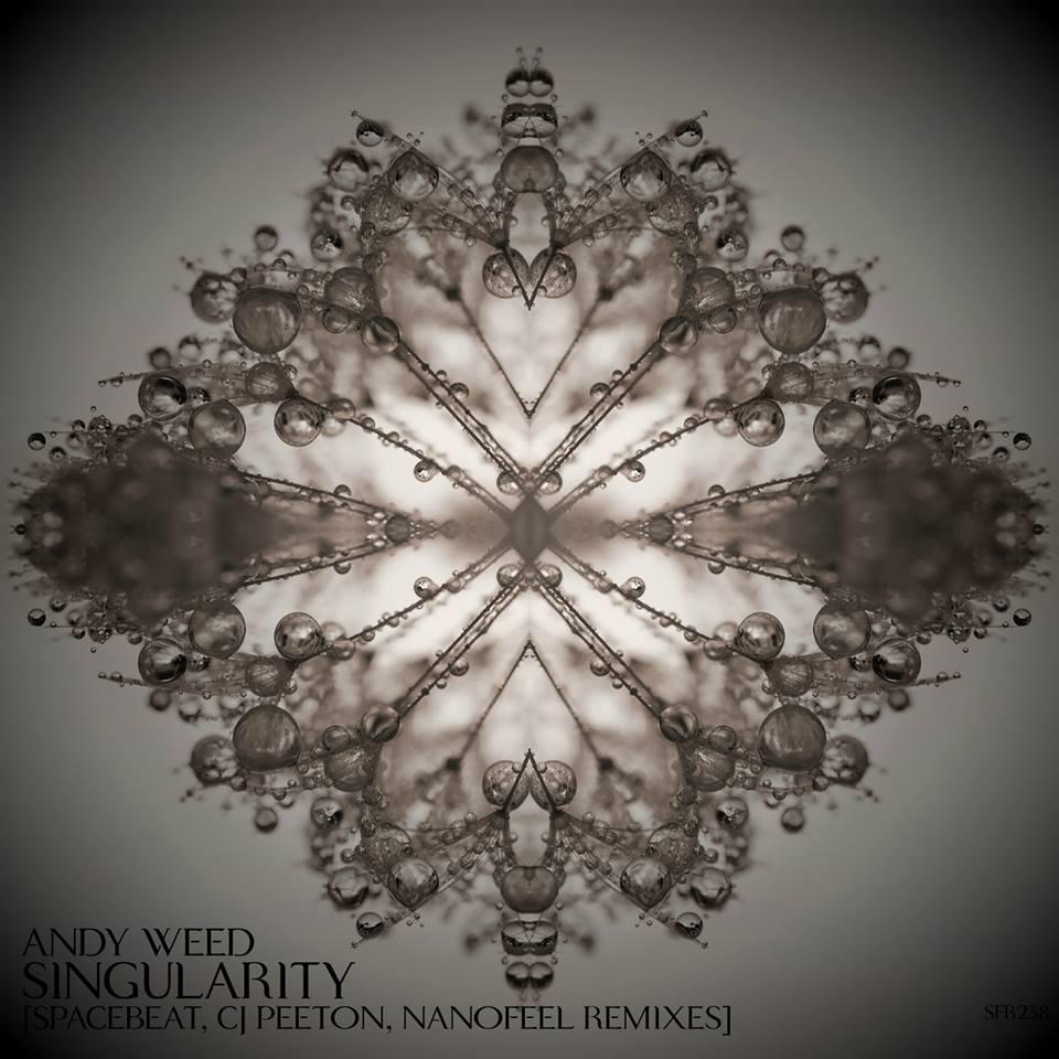 Andy Weed - Singularity (Stellar Fountain)