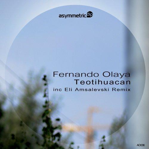 Fernando Olaya - Teotihuacan (Asymmetric Dip)