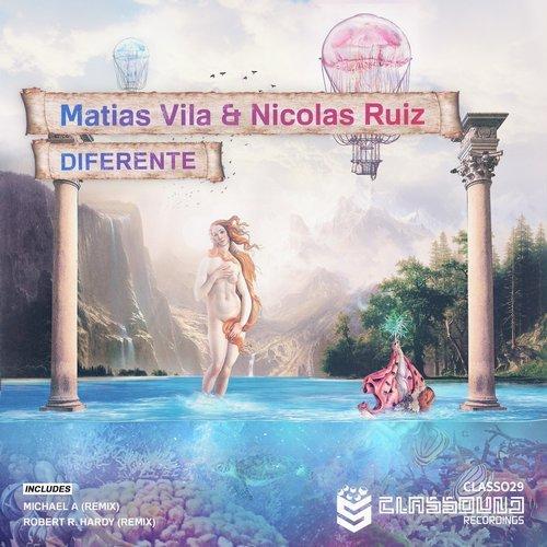 Matias Vila & Nicolas Ruiz - Diferente (Classound Recordings)