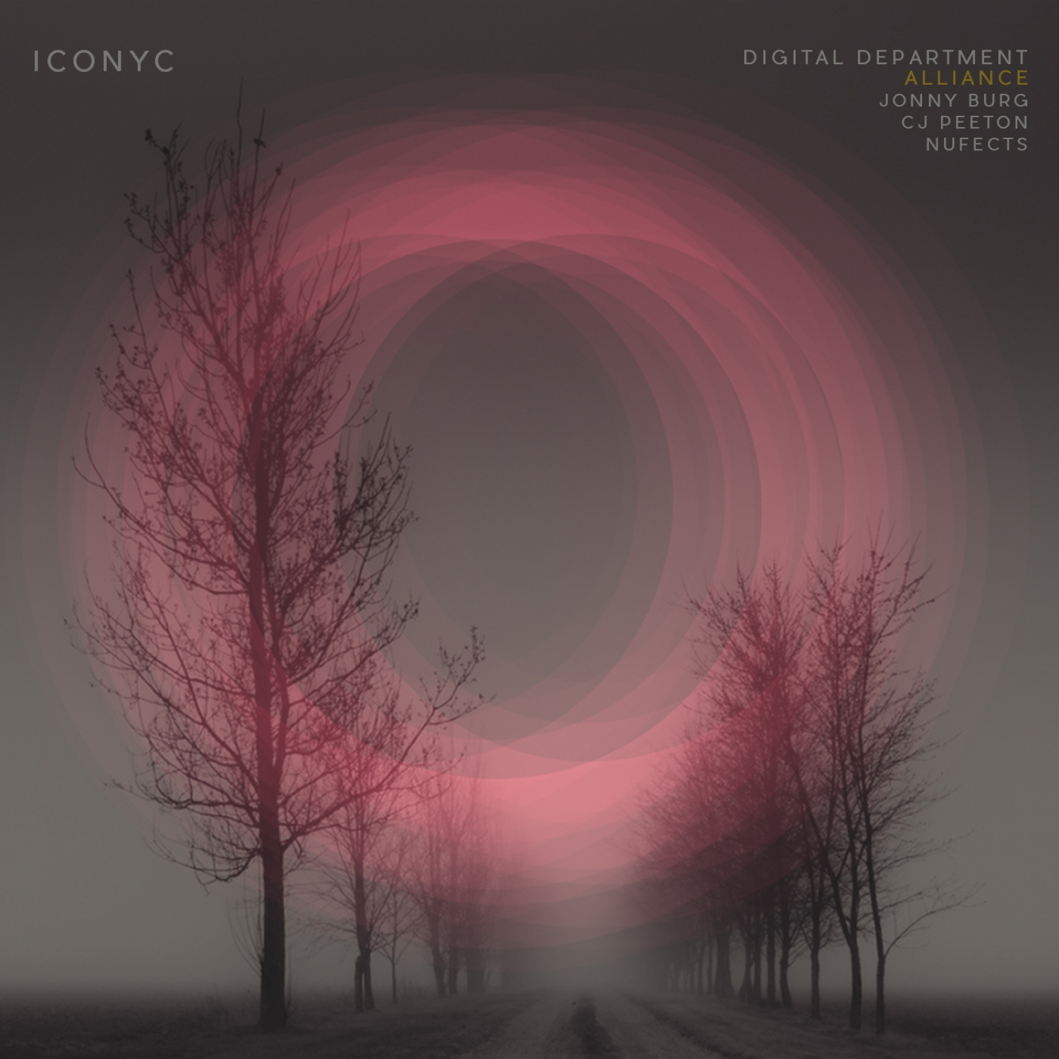Digital Department - Alliance (ICONYC)