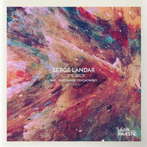 Serge Landar - Comeback (Majestic Family Records)