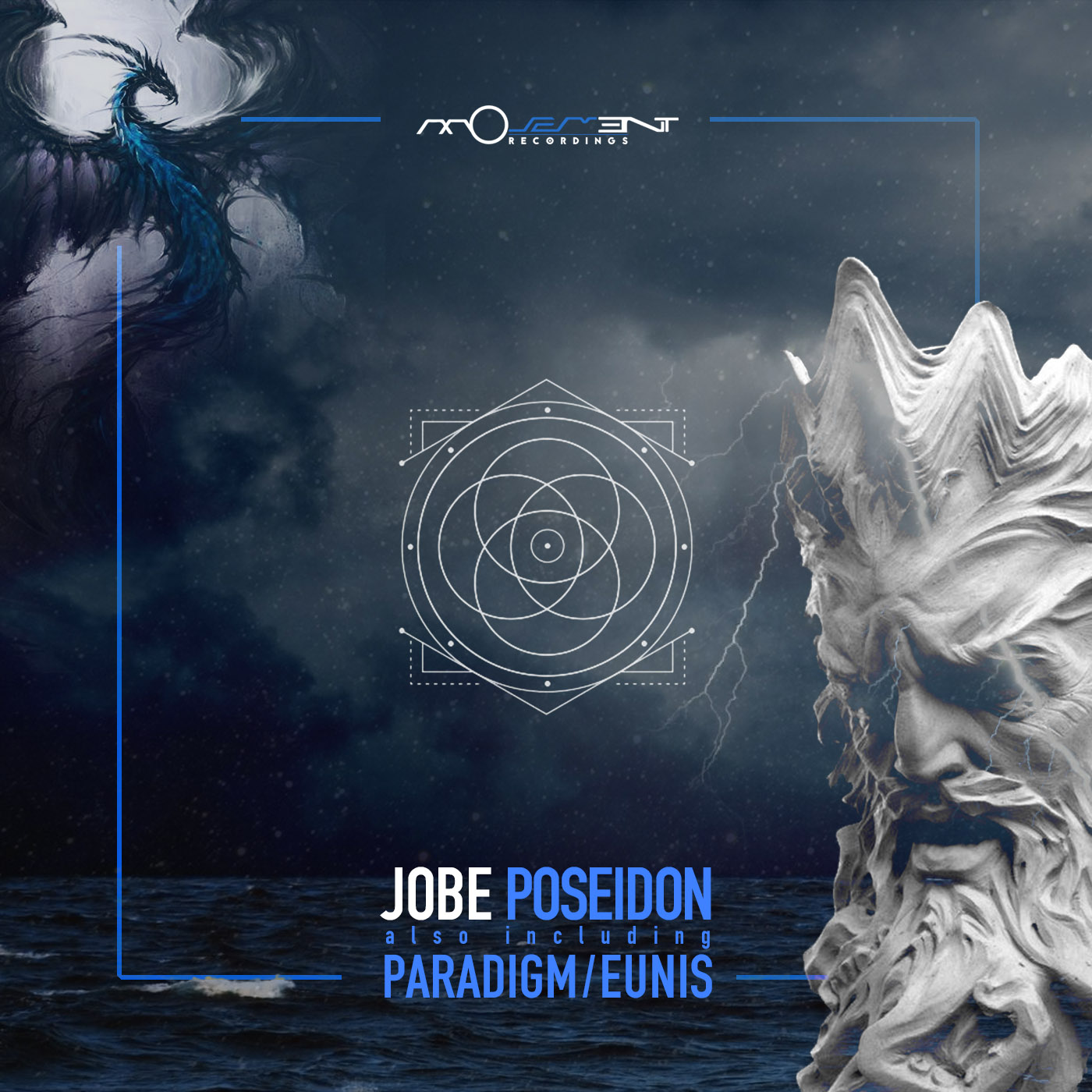 JOBE - Poseidon EP (Movement Recordings)